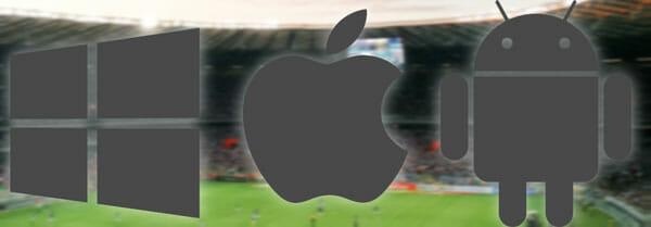 Sportwetten Apps Apple Android Windows