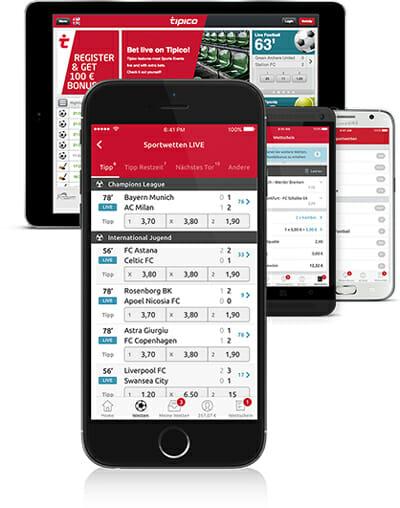 Sportwetten mobile
