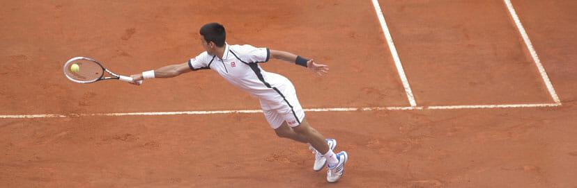 Sportwetten Progression Tennis