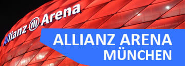 Stadion Guide Allianz Arena Bayern Muenchen