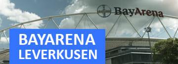 Stadion Guide BayArena Bayer Leverkusen