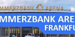 Stadion Guide Commerzbank Arena Eintracht Frankfurt