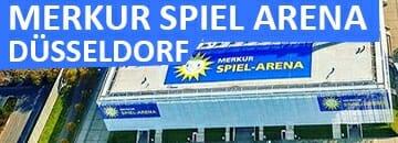 Stadion Guide Merkur Spiel Arena Fortuna Duesseldorf