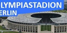 Stadion Guide Olympiastadion Herta BSC Berlin