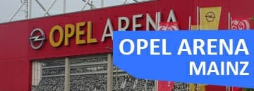 Stadion Guide Opel Arena Mainz 05