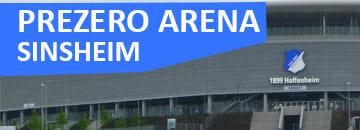 Stadion Guide PreZero Arena TSG 1899 Hoffenheim