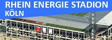 Stadion Guide Rhein Energie Stadion FC Koeln