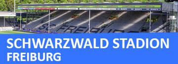 Stadion Guide Schwarzwald Stadion SC Freiburg