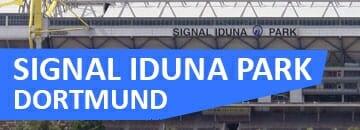 Stadion Guide Signal Iduna Park Borussia Dortmund