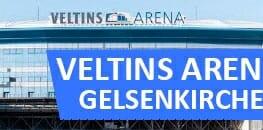 Stadion Guide Veltins Arena Schalke 04