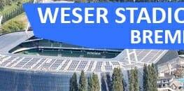 Stadion Guide Wohninvest Weserstadion Werder Bremen