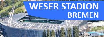 Stadion Guide Weser Stadion Werder Bremen