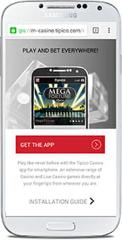 Tipico Casino App Download