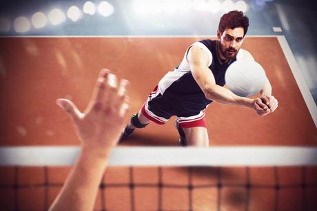 Volleyball Wetten Annahme