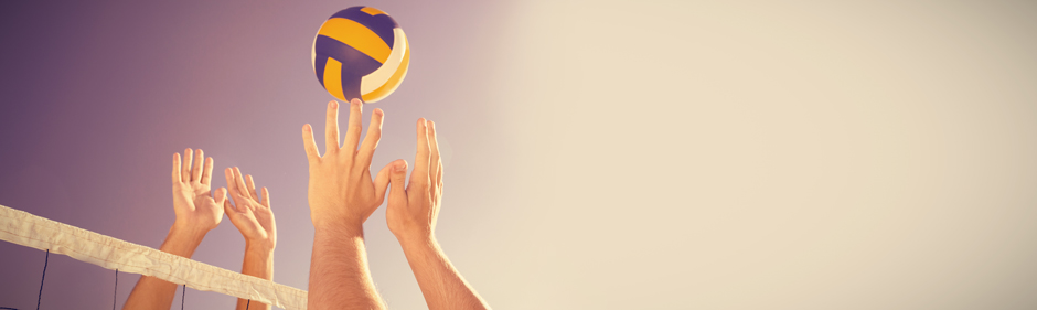 Volleyball Wetten Banner