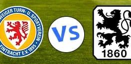 Wett Tipp Eintracht Braunschweig gegen 1860 Muenchen