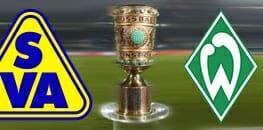 Wett Tipps DFB Pokal: SV Atlas Delmenhorst gegen SV Werder Bremen