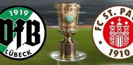Wett Tipps DFB Pokal: VfB Luebeck gegen FC St Pauli
