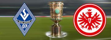 Wett Tipps DFB Pokal: SV Waldhof Mannheim gegen Eintracht Frankfurt