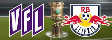 Wett Tipps DFB Pokal: VFL Osnabrueck gegen RB Leipzig