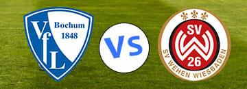 Wett Tipps 2 Bundesliga VfL Bochum gegen Wehen Wiesbaden