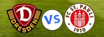 Wett Tipps 2 Bundesliga Dynamo Dresden gegen FC St Pauli