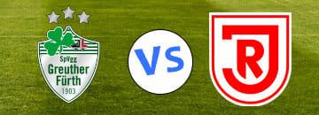 Wett Tipps 2 Bundesliga Greuther Fuerth gegen Jahn Regensburg