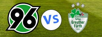 Wett Tipps 2 Bundesliga Hannover 96 gegen Greuther Fuerth