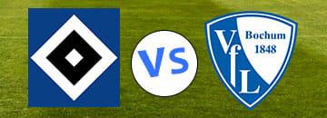 Wett Tipps 2 Bundesliga Hamburger SV gegen VfL Bochum