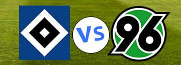 Wett Tipps 2 Bundesliga Hamburger SV gegen Hannover 96