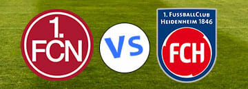 Wett Tipps 2 Bundesliga FC Nuernberg gegen FC Heidenheim
