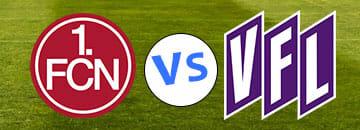 Wett Tipps 2 Bundesliga 1 FC Nuernberg gegen VfL Osnabrueck