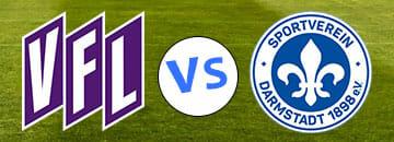 Wett Tipps 2 Bundesliga VfL Osnabrueck gegen SV Darmstadt 98