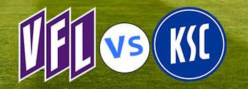 Wett Tipps 2 Bundesliga VFL Osnabrueck gegen Karlsruher SC