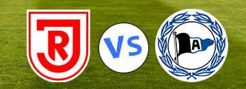 Wett Tipps 2 Bundesliga Jahn Regensburg gegen Arminia Bielefeld