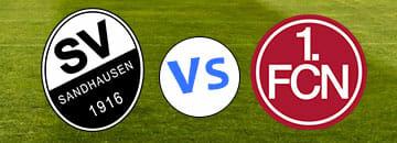 Wett Tipps 2 Bundesliga SV Sandhausen gegen 1 FC Nuernberg
