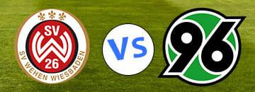 Wett Tipps 2 Bundesliga Wehen Wiesbaden gegen Hannover 96