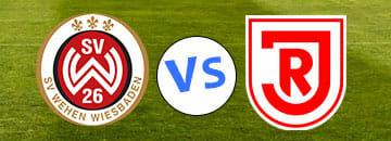 Wett Tipps 2 Bundesliga SV Wehen Wiesbaden gegen Jahn Regensburg