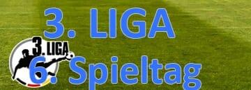 Wett Tipps 3 Liga 6 Spieltag