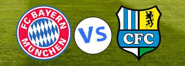 Wett Tipps 3 Liga Bayern Muenchen II gegen Chemnitzer FC