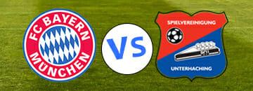 Wett Tipps 3 Liga Bayern Muenchen II gegen SpVgg Unterhaching