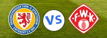 Wett Tipps 3 Liga Eintracht Braunschweig gegen Wuerzburger Kickers
