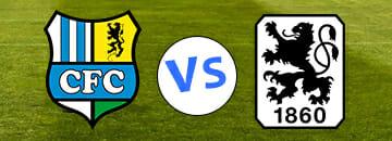Wett Tipps 3 Liga Chemnitzer FC gegen 1860 Muenchen