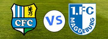 Wett Tipps 3 Liga Chemnitzer FC gegen FC Magdeburg