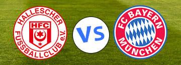 Wett Tipps 3 Liga Hallescher FC gegen Bayern Muenchen II