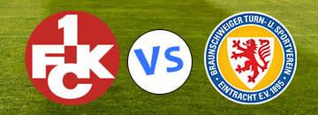 Wett Tipps 3 Liga FC Kaiserslautern gegen Eintracht Braunschweig