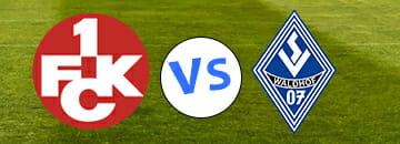 Wett Tipps 3 Liga FC Kaiserslautern gegen Waldhof Mannheim