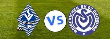 Wett Tipps 3 Liga Waldhof Mannheim gegen MSV Duisburg