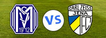 Wett Tipps 3 Liga SV Meppen gegen Carl Zeiss Jena