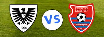 Wett Tipps 3 Liga Preussen Muenster gegen KFC Uerdingen